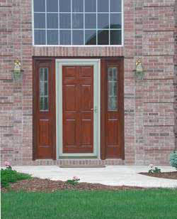 Energy Efficient Aluminum Storm Doors To Match Your Home And Budget